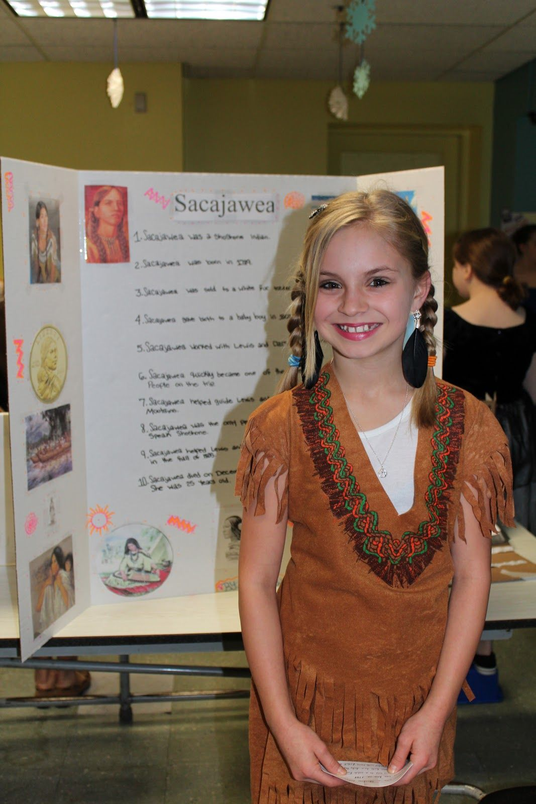 Cute Biography Report Ideas