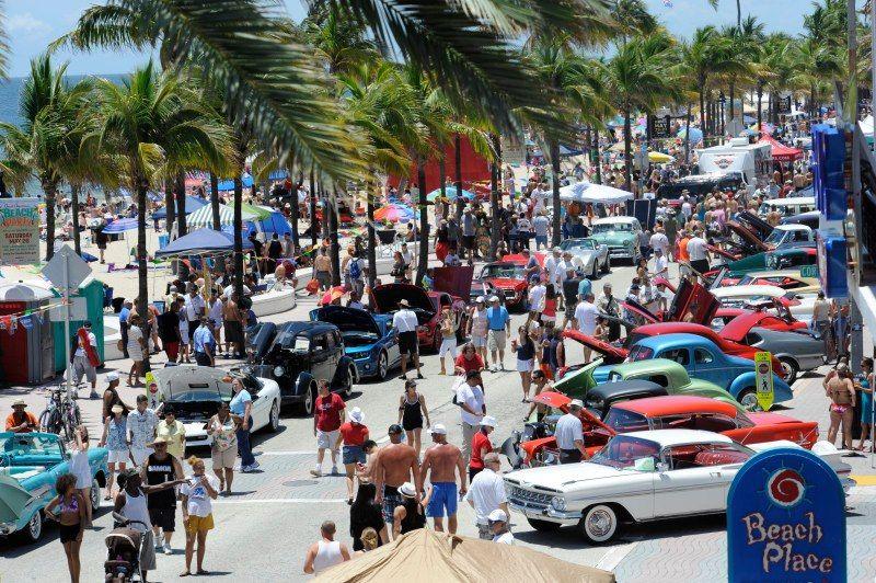 Memorial Day Weekend Great American Beach Party Fortlauderdale