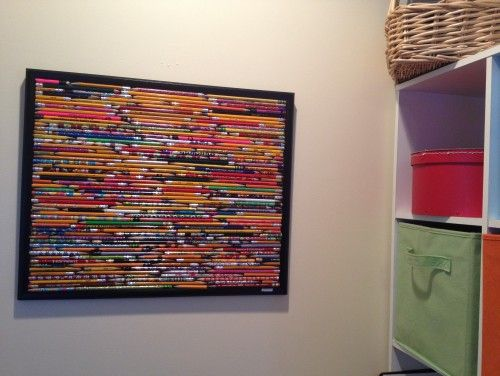 What To Do With All Those Old Pencils From My Kids