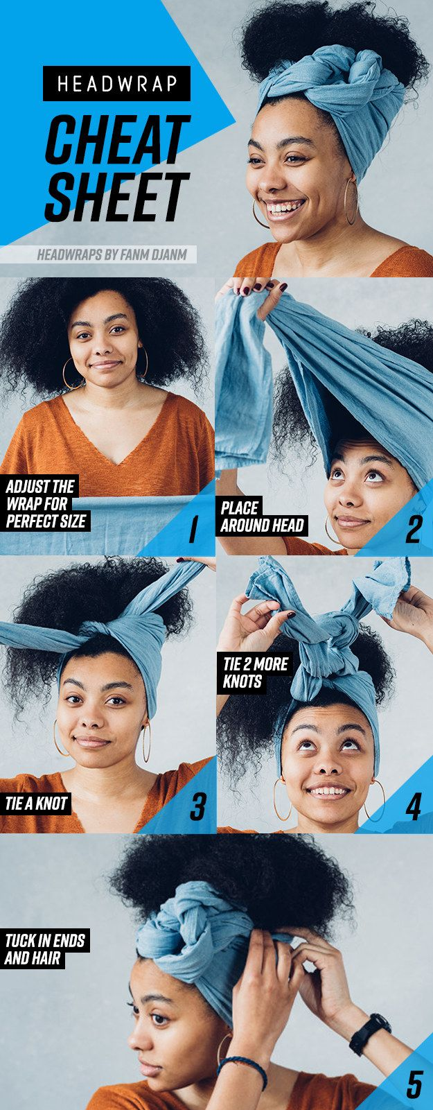gorgeous head wrap styles you can learn in steps or less cheat