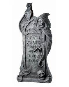 large halloween tombstones bing images
