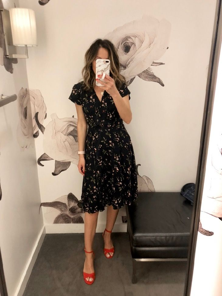 Fitting Room snapshots  (a ton of cute dresses too) ~ Lilly Style is part of Dresses - Hello Weekend (almost) This week I lacked the motivation to blog  But I have some fitting room snaps I want to share since many gorgeous dresses are on sale, both at LOFT and Ann Taylor …
