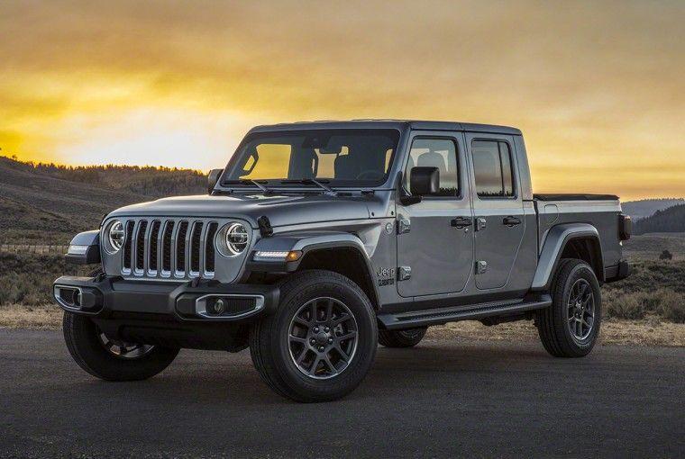 2020 Jeep Gladiator Review Jeep Gladiator Jeep Pickup Jeep Pickup Truck
