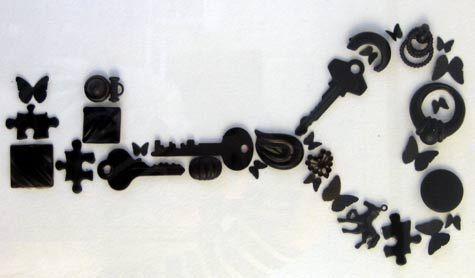 KrimsKRAMS Schlüssel
