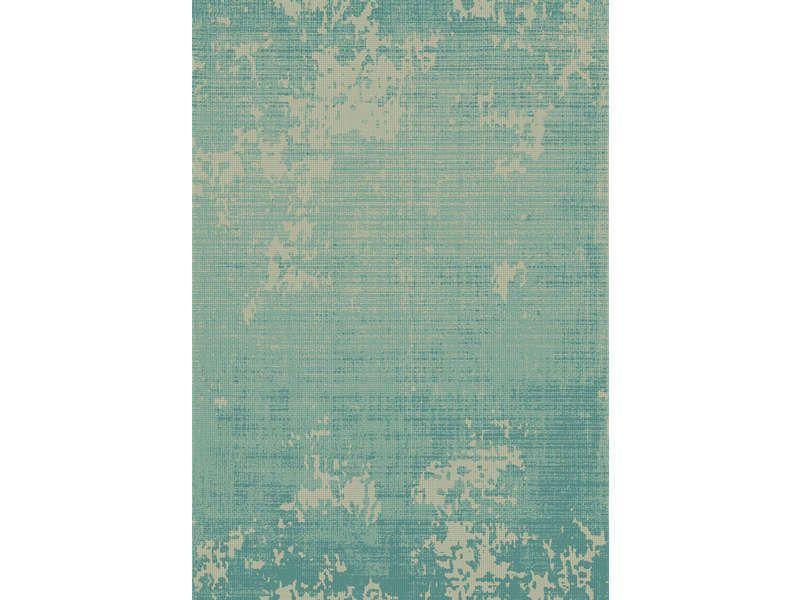 tapis 120x170 cm marbre coloris bleu
