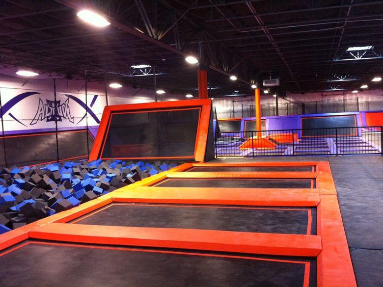 Altitude Trampoline Park Best Gyms in Dallas Dallas
