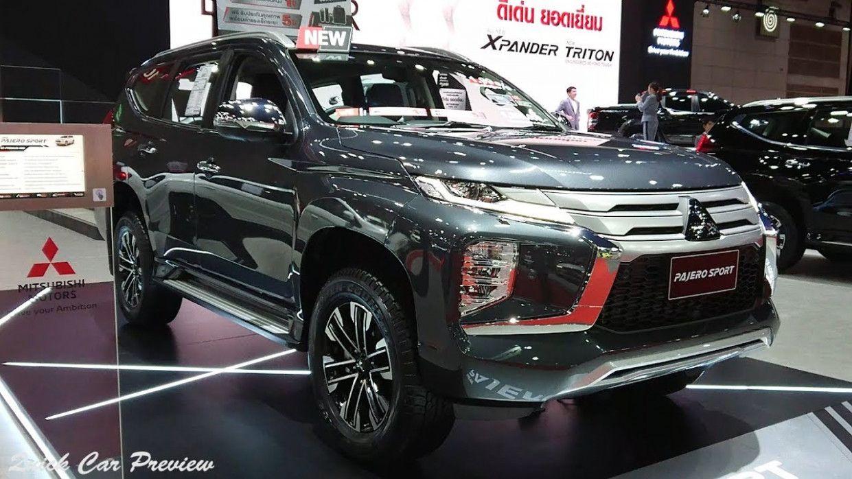 2020 Mitsubishi Shogun In 2020 Mitsubishi Pajero Sport Mitsubishi Shogun Mitsubishi Pajero