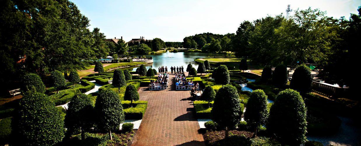 Virginia Beach Wedding Locations Reception Venues Founders Inn Yay Our Venue