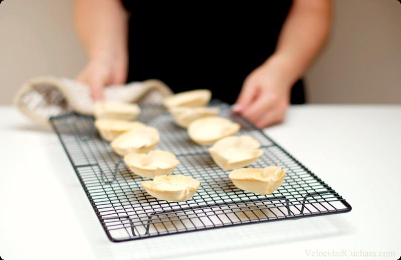 Tartaletas De Pan De Molde Velocidad Cuchara Recetas Para Cocinar Tartaletas Recetas De Cocina