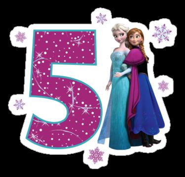 Frozen Happy 5th Birthday Pictures Quoteseveryday Website Disney Frozen Birthday Party Frozen Birthday Disney Frozen Birthday
