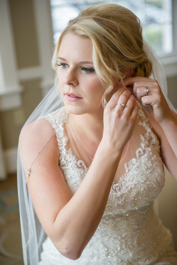 Beachfront destination wedding in florida wedding dress styles and