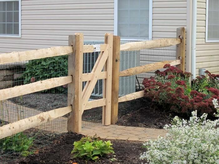 3 Rail Fence Design Split rail gate 3 rail with welded wire fencing pinterest split rail gate 3 rail with welded wire workwithnaturefo
