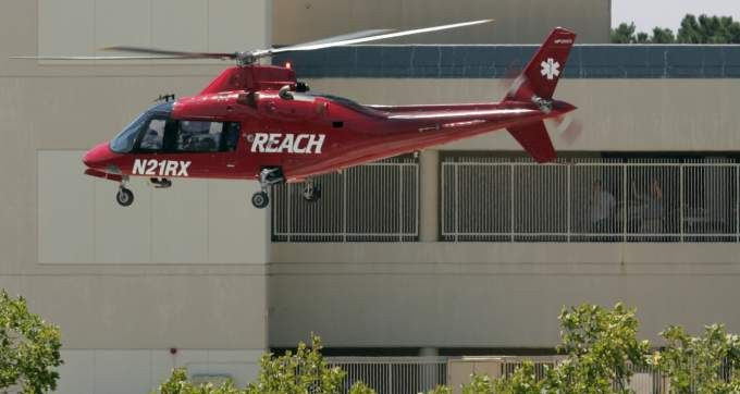 REACH Air Medical Services named program of the   The Press Democrat