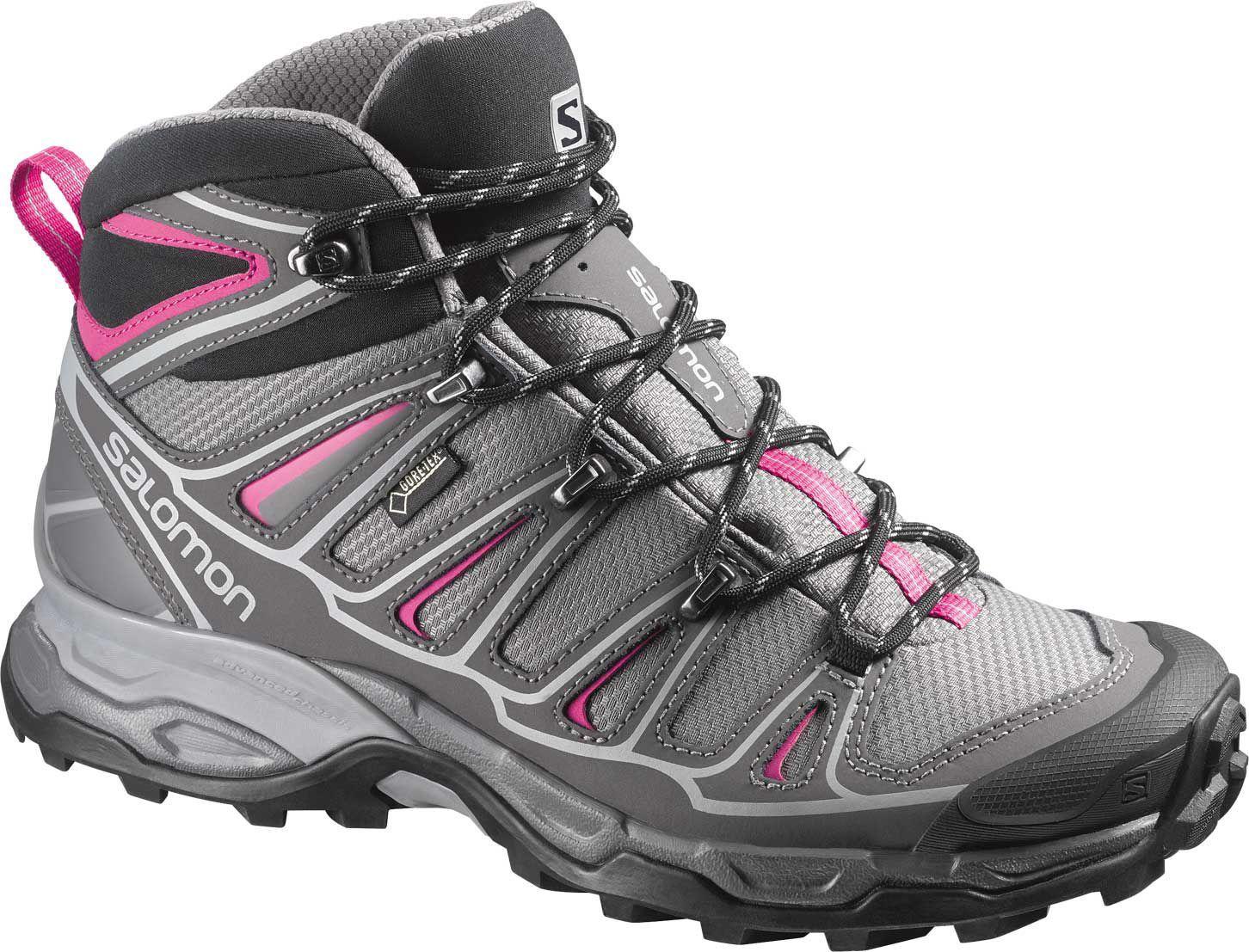 409768f3ebb9 Salomon Women s X Ultra Mid 2 GORE-TEX Hiking Boots