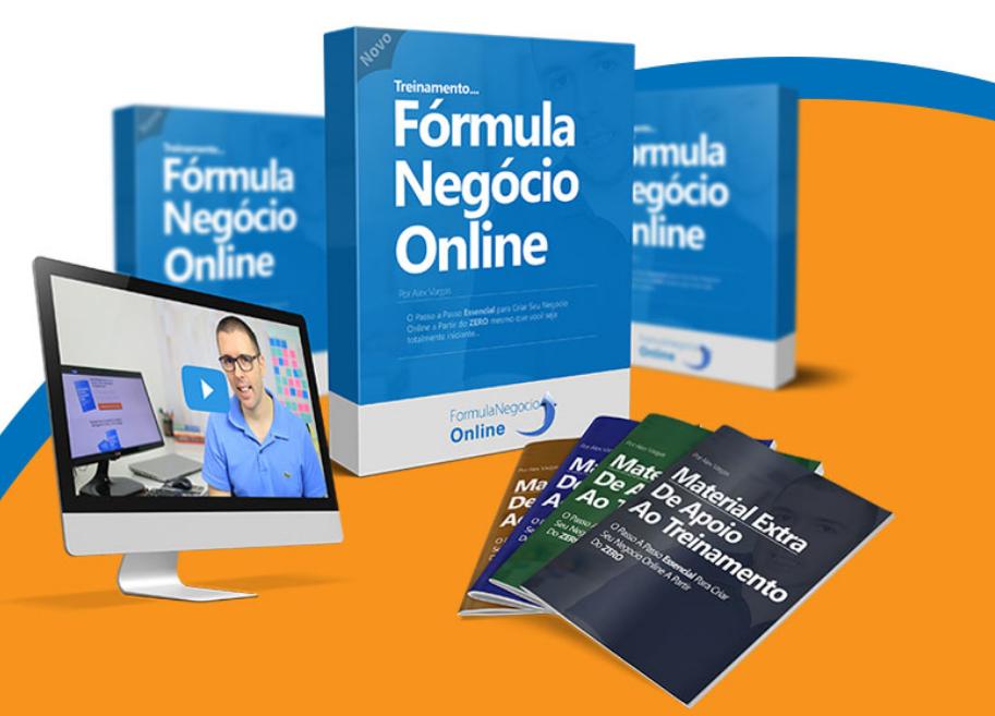 Treinamento Formula Negócio Online - Aprenda a Ger...
