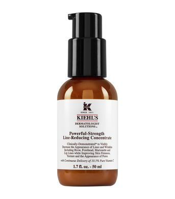 This Powerful-Strength Line-Reducing Concentrate is formulated with a high concentration of 10.5% Pure Vitamin C (L-Ascorbic Acid) known for its affinity with skin and its powerful ability to improve the appearance of skin aging. With continued use over time, this treatment has a significant and progressive effect on marionette lines around the mouth and sub-orbital wrinkles in the eye area as well as other facial lines and wrinkles. In addition, skin shows a noticeable improvement in…