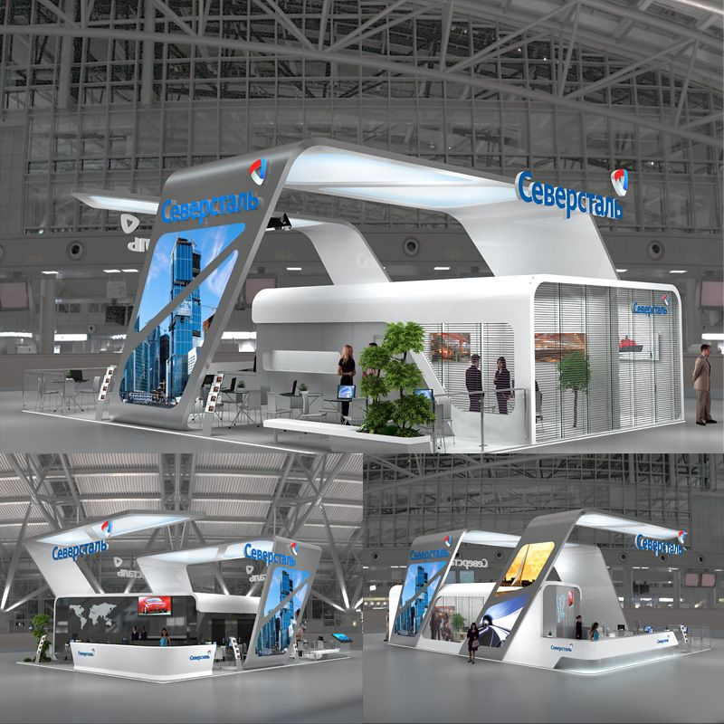 Exhibition Stand Futuristic : Great exhibit design creative booth displays pinterest