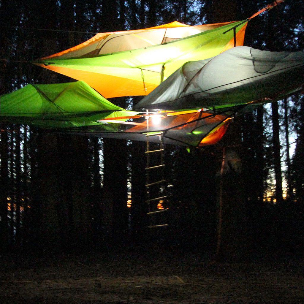Tentsile Connect Tree Tent in Orange on Amazon Tree tent
