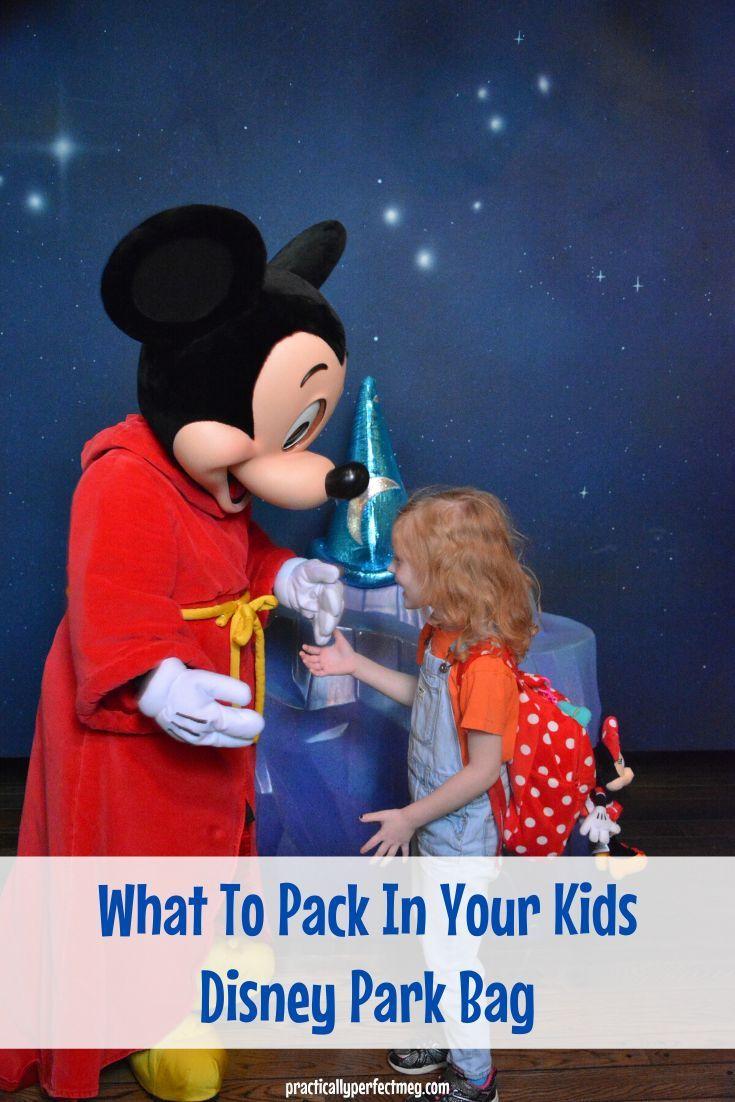 Photo of Was für Ihre Kinder Disney Park Tasche zu packen