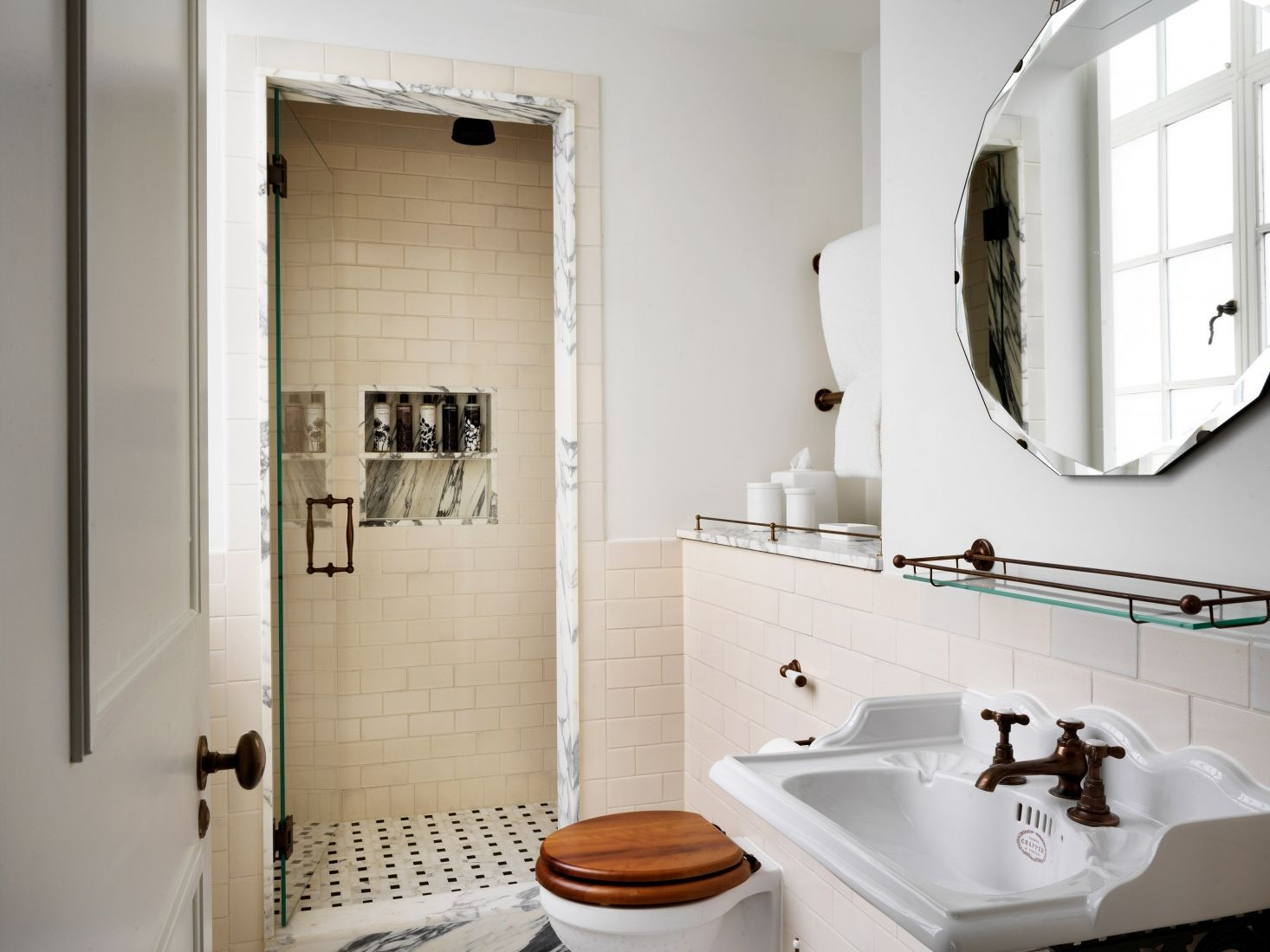 The Ned Hotel A Stately London Landmark Transformed English Vintage Edition Remodelista Bathroom Model Remodelista Bathroom Bathroom Design