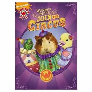 Join The Circus Dvd Wonder Pets Pets Cool Things To Buy