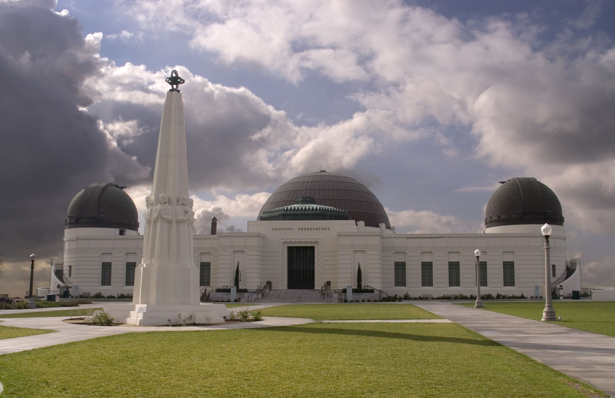 City of Los Angeles Griffith Observatory located at 2800