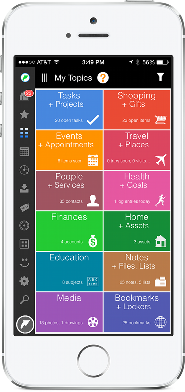 Lifetopix 8 Productivity And Planner App Iphone Ipad Time