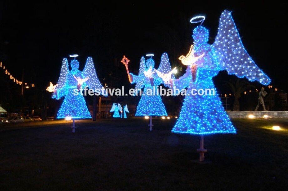 Magnificent outdoor angel christmas decorations homey 2015 led magnificent outdoor angel christmas decorations homey 2015 led lighted buy aloadofball Image collections