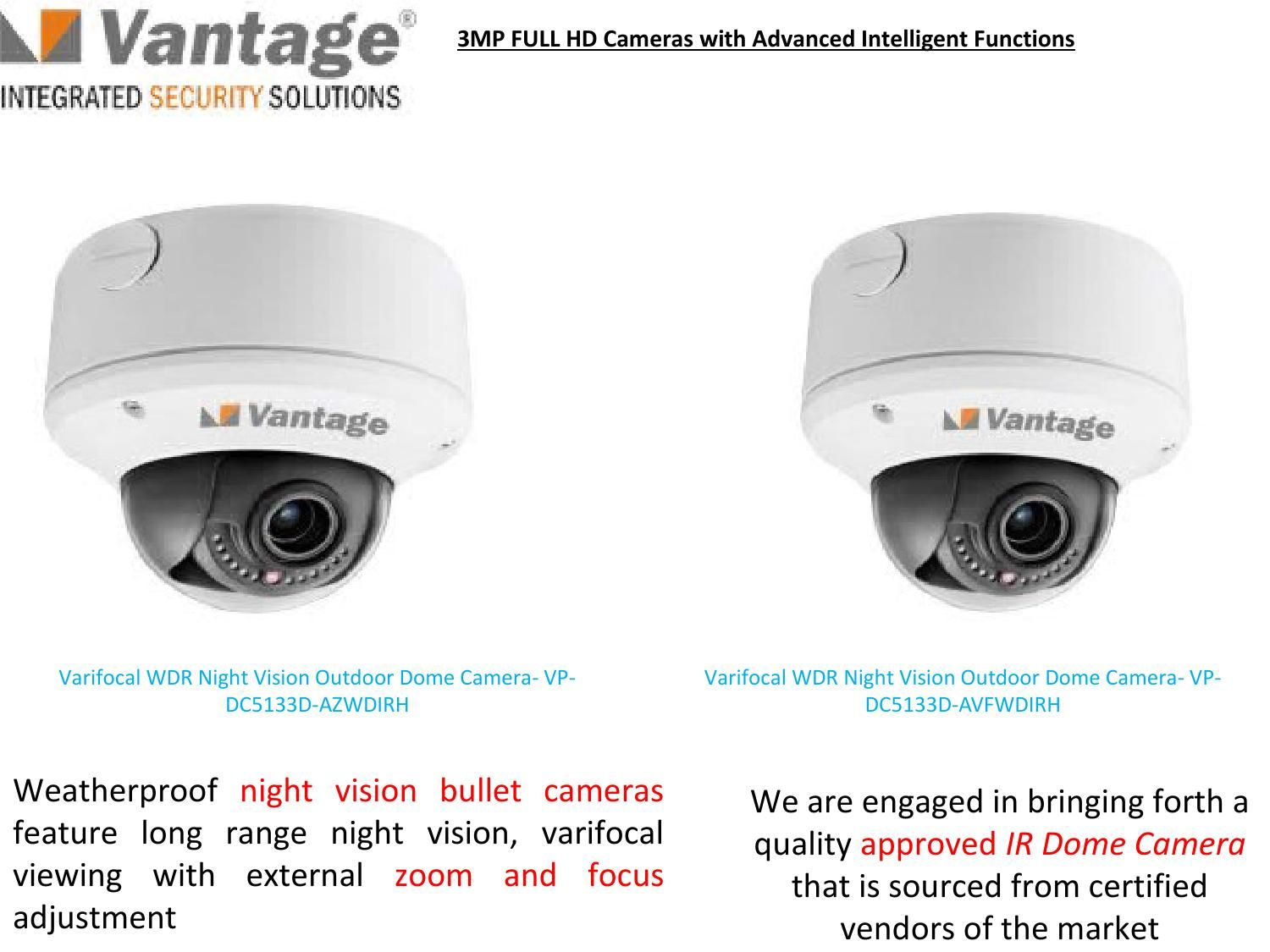 Camera De Surveillance Exterieur Sans Fil Axis Ip Cameras 3mp Full Hd Cameras With Advanced Intelligent Functions