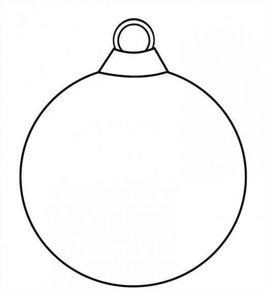 Dessin Boule De Noel Simple : coloriage boule de noel colorier dessin imprimer ~ Pogadajmy.info Styles, Décorations et Voitures
