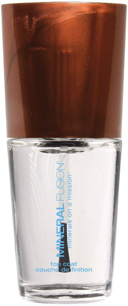 Mineral Fusion | Nail Polish Top Coat, Base Coat & Cuticle Treatment ...