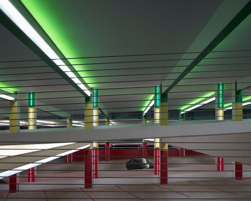 Car Park One Elliott Associates Architects With Images