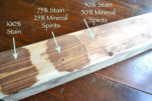 How To Lighten Stain Staining Wood Dark Wood Stain White Wood Stain