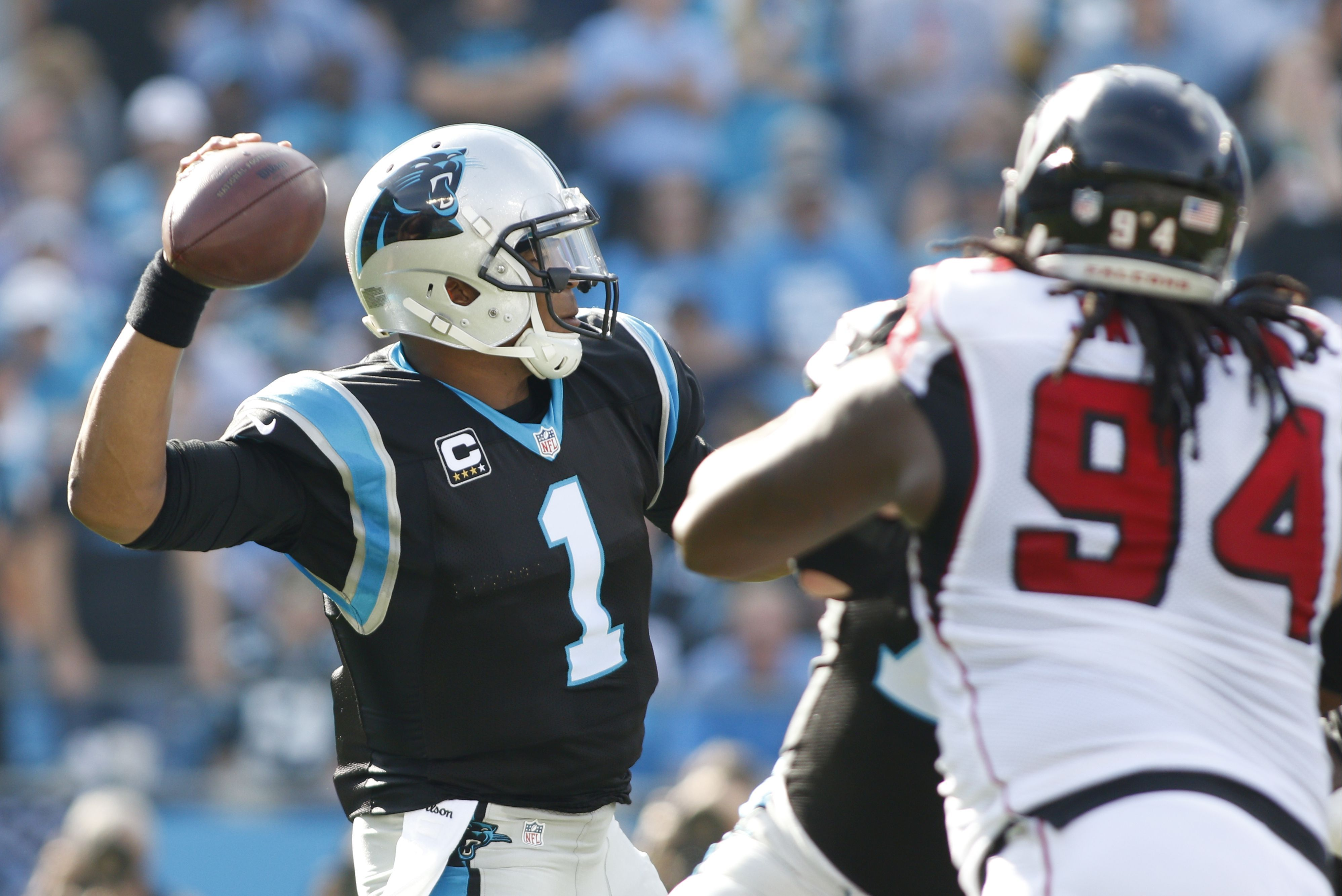 Camthers with images carolina panthers football helmets