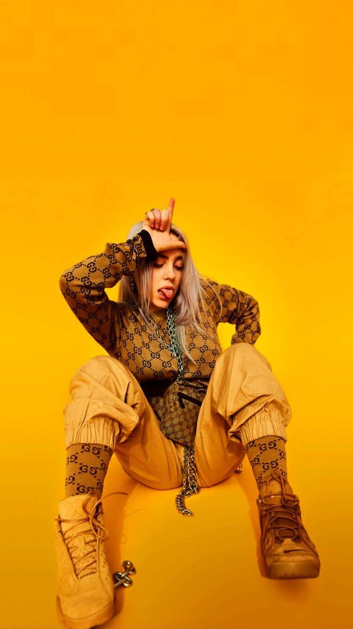 Bils new post today  Billie Eilish in 2018  Pinterest  Billie Eilish, Singer and Music