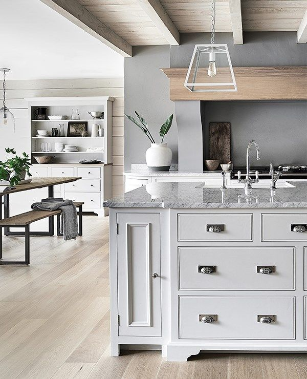 Chichester kitchen | Homes of charm | Pinterest | Küche, Neue küche ...