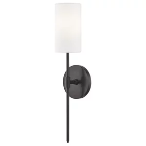 Olivia 1 Light Wall Sconce Transitional Wall Sconces By Hudson Valley Lighting Wall Lights Wall Sconce Lighting Transitional Wall Sconces