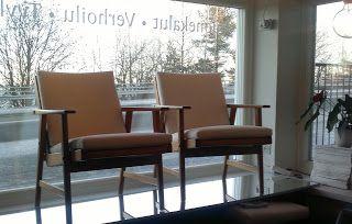 made by Anu-Riina: Kevyitä nojatuoleja arkistojen kätköistä