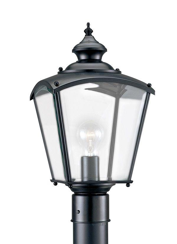Seagull lighting one light outdoor post lantern outdoor lighting seagull lighting one light outdoor post lantern aloadofball Images