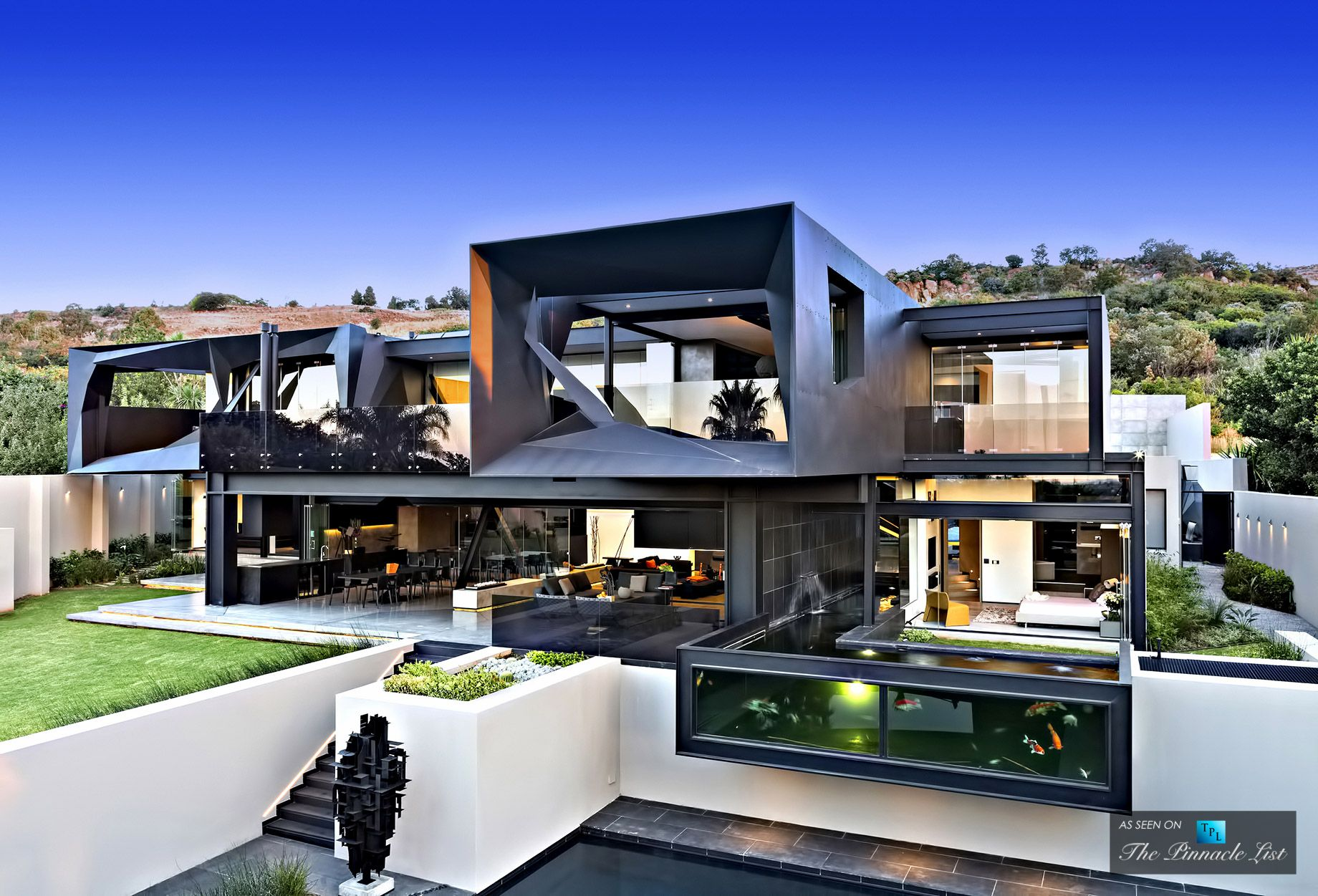 Kloof House Luxury Residence u2013 Bedfordview Johannesburg