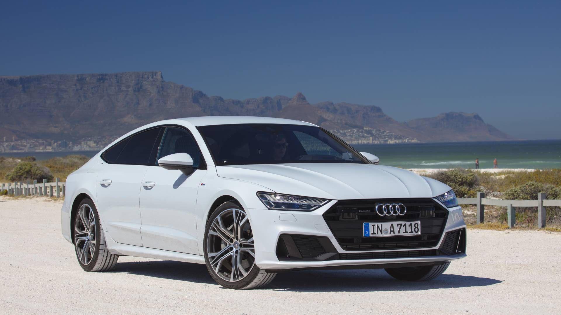 2018 Audi A7 Sportback Audi A7