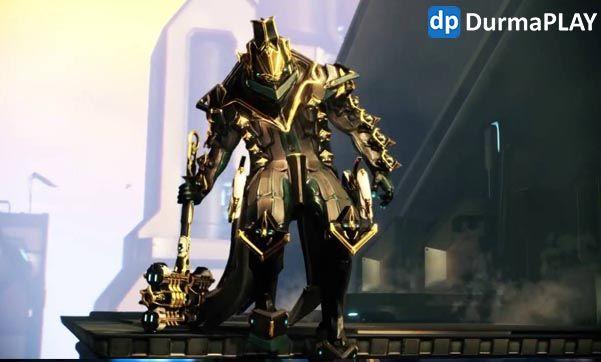 VAUBAN PRIME Video games Warframe prime Warframe art