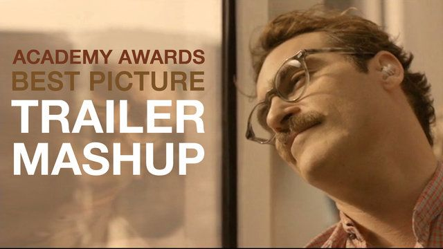 academy awards trailer mashup movie pinterest best picture rh pinterest co uk