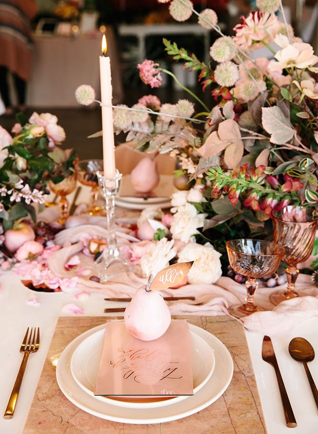 the cream event at cooper design space table settings wedding rh pinterest com