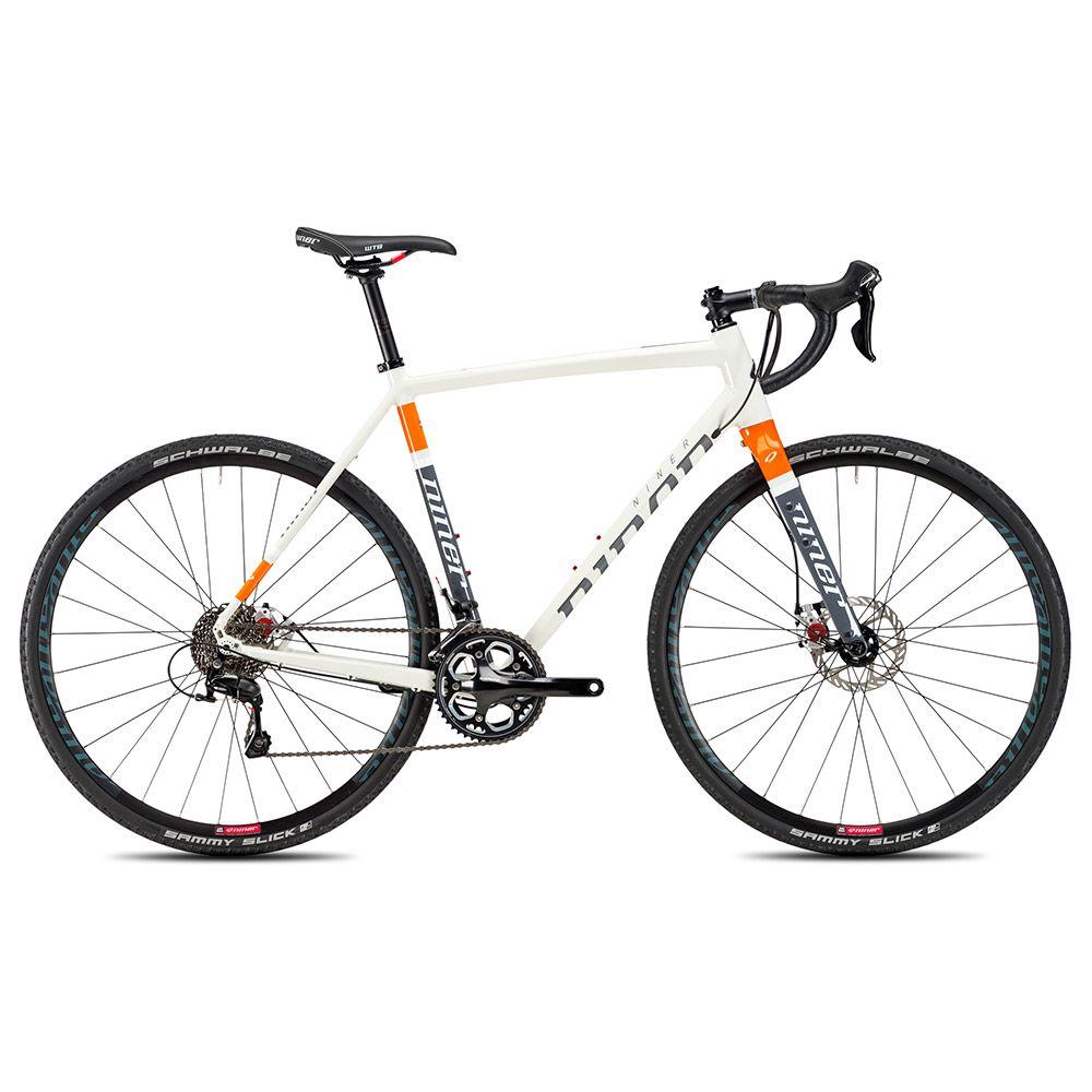 NINER RLT 9 Pro Dirty White Orange 2016 - www.rider-store.de - Die ...