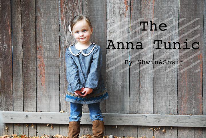 anna tunic tutorial by shwin & shwin