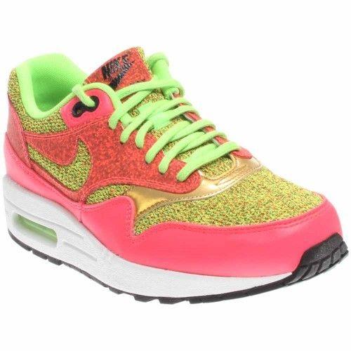 Nike Women's Air Max 1 SE Ghost GreenGhost Green Running