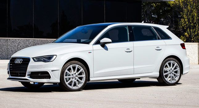Audi Hatchback Audi A3 Sportback Audi Audi A3
