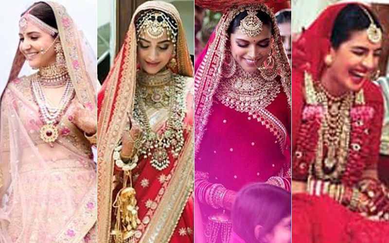 Bollywood S Best Dressed Bride Deepikapadukone Priyankachopra Sonamkapoor Or Anushkasharma Bollywood Nice Dresses Priyanka Chopra