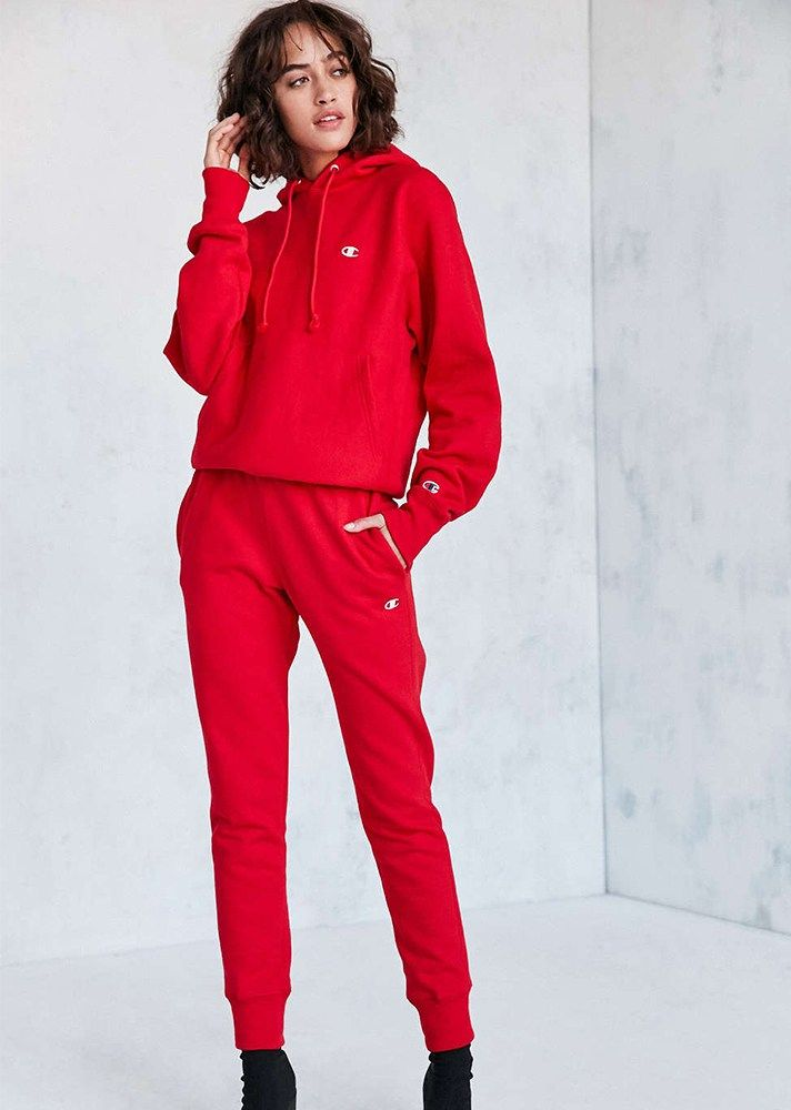 Loungewear Gigi And Rihanna Would Approve Of Sweatsuit Champion Clothing Sweat Suits Outfits